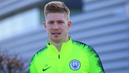 LOOKING FORWARD: KDB discusses the tasks ahead