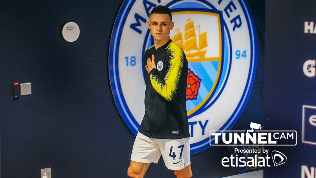 TUNNEL CAM: A behind-the-scenes look at City's win over Spurs