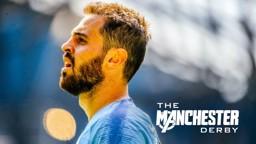 BERNARDO: City midfielder discusses Wednesday's crucial Manchester derby