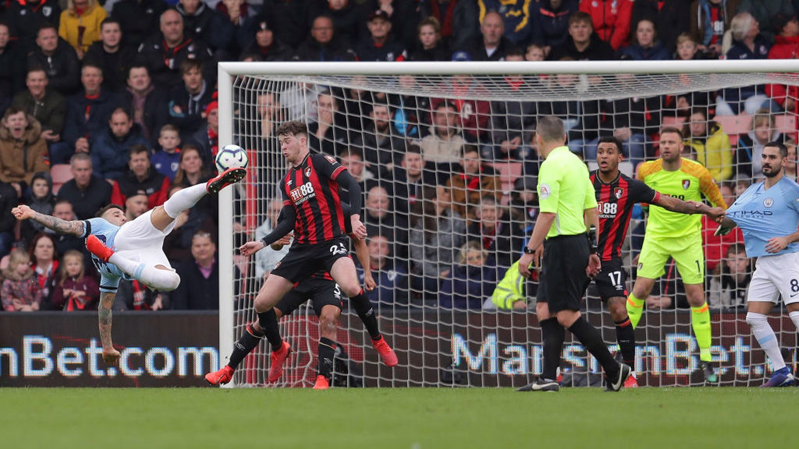 Bournemouth-City: hora y TV