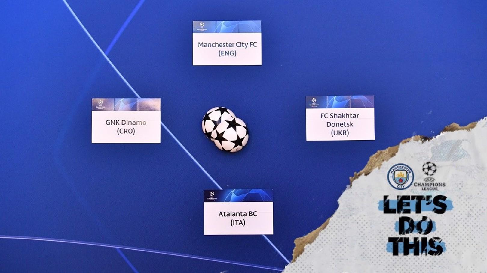 LIGA CHAMPIONS: JADWAL PERTANDINGAN GRUP C