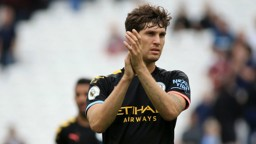INJURY NEWS: Stones will miss the game with Tottenham Hotspur