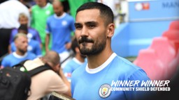FOCUSED: Ilkay Gundogan wants City to capitalise on increased training time in August.