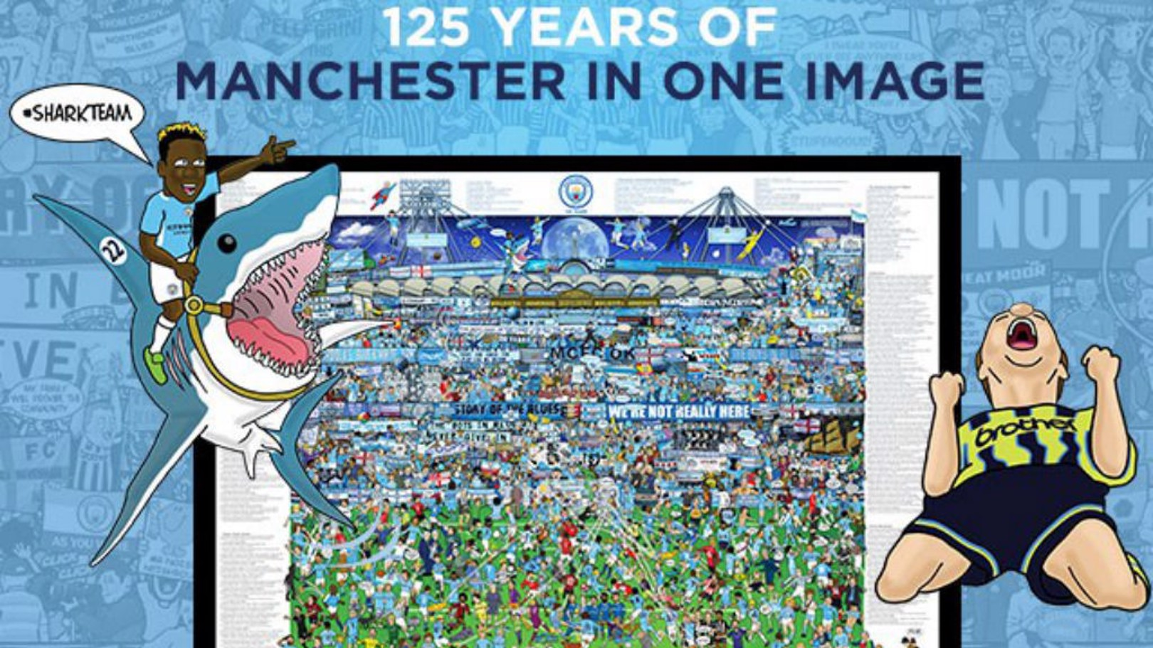 MISHMASH: Celebrating our 125-year history in one image