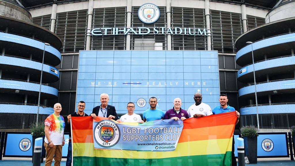 City and PUMA launch Pride celebrations