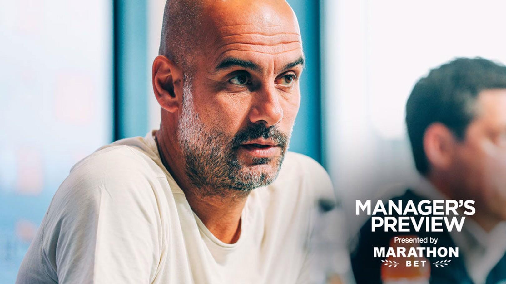 Guardiola: Premier League still our priority