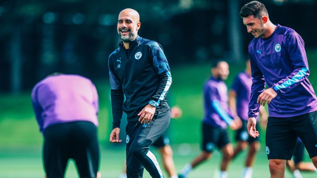 ALL SMILES: The best of today's session at the CFA