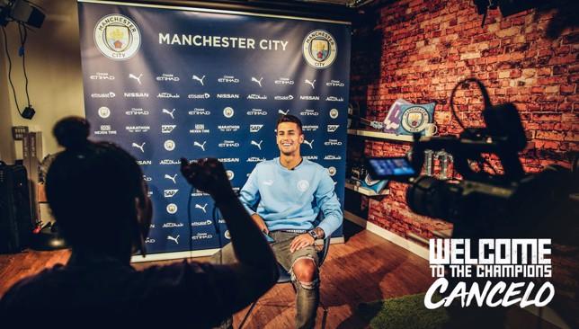 CITYTV: Watch Cancelo's first CityTV interview!