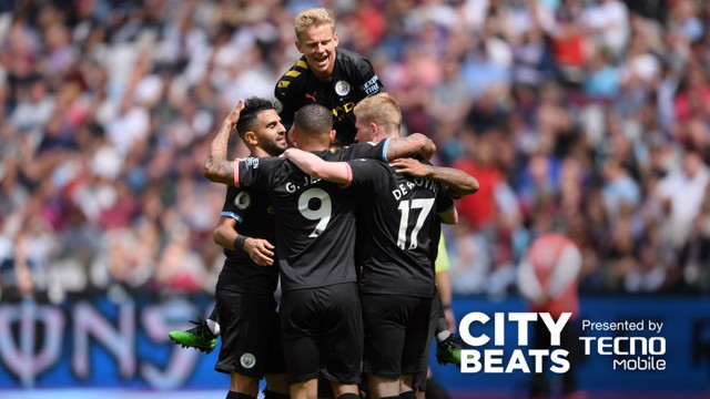 CITY BEATS: Relive the best of the action from our opening day win at West Ham