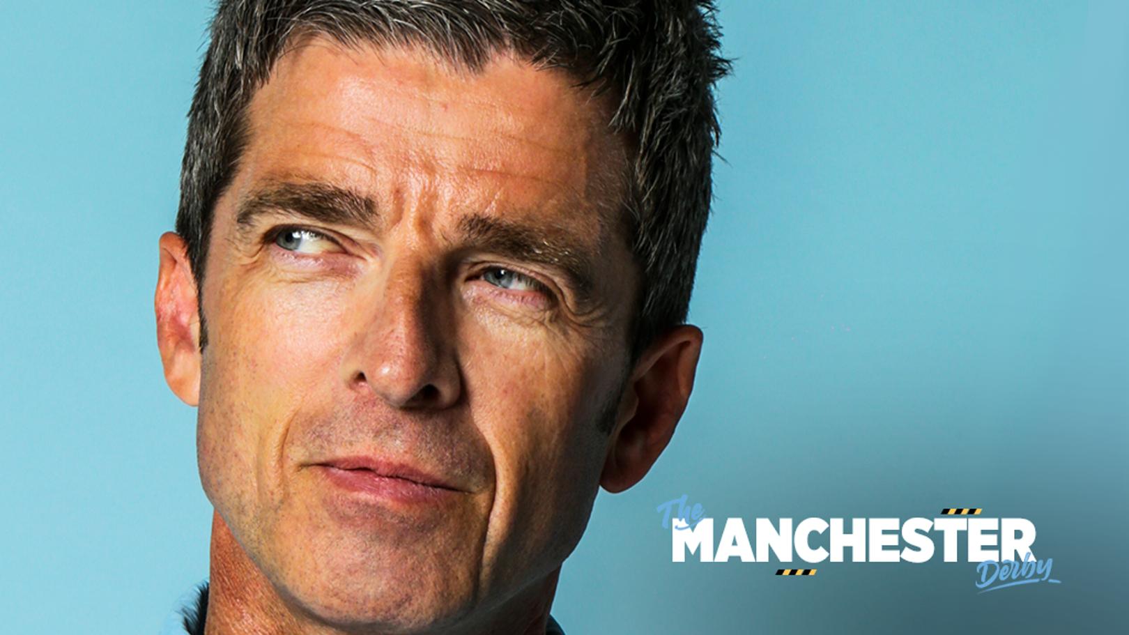 PLAYLIST: Noel Gallagher membagikan daftar laga untuk derby Manchester