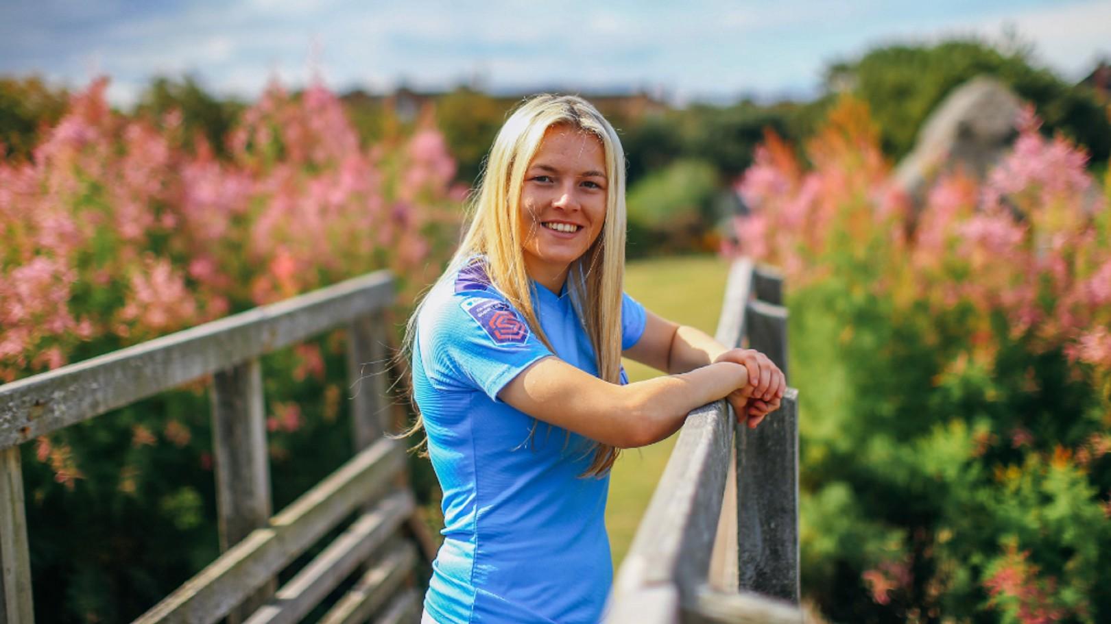 HEMP DAY: Lauren Hemp is ready to show what she can do