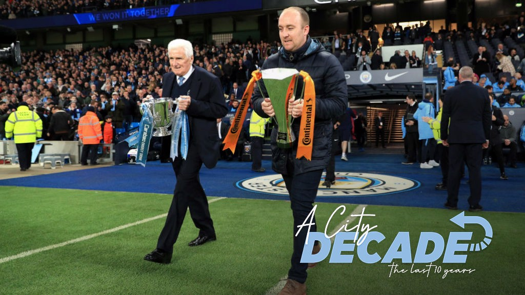 A City Decade: League Cup success