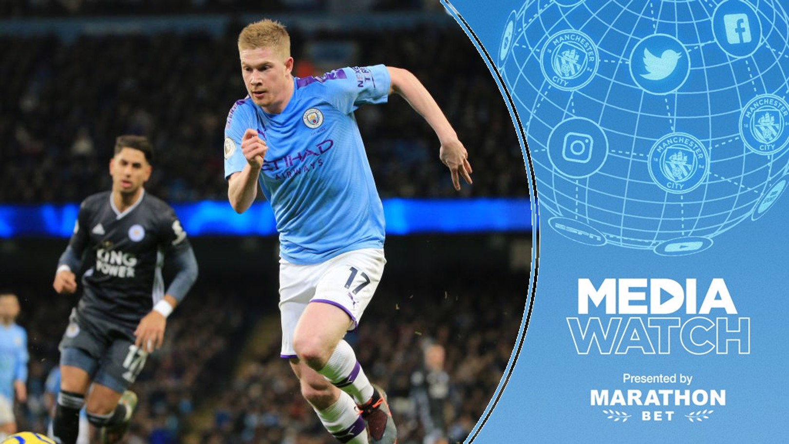 MEDIA WATCH: There's been more praise for Kevin De Bruyne.