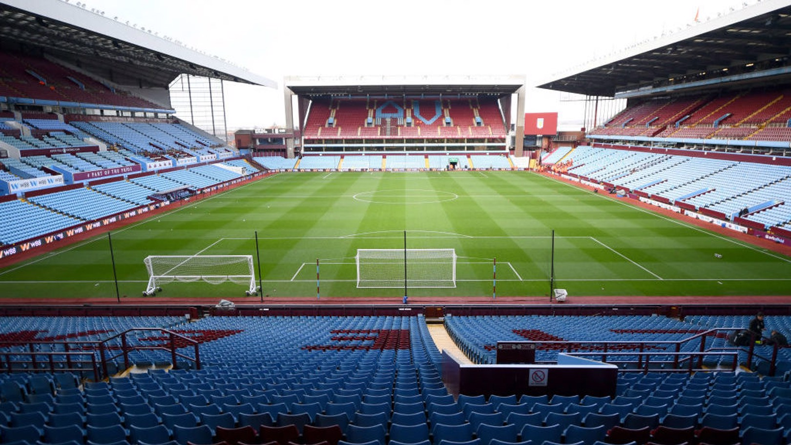 Aston Villa v City: Sold out