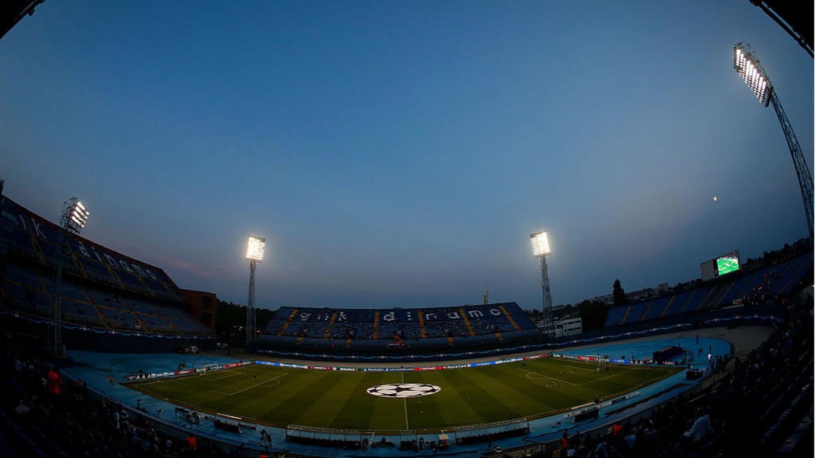 Dinamo Zagreb v City: Supporter info