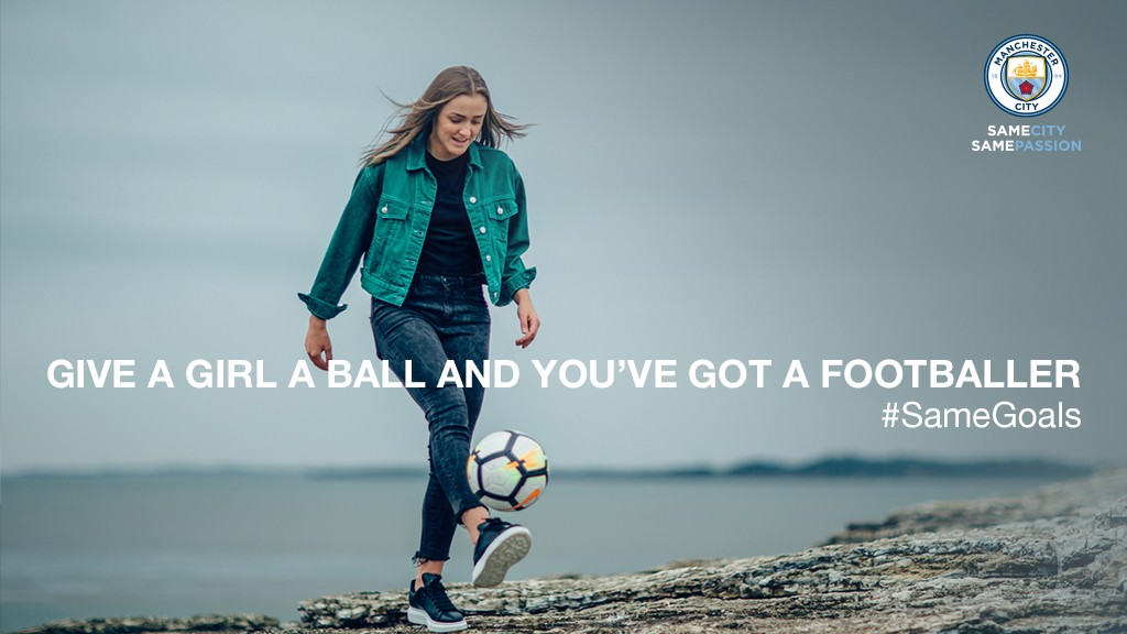 #SAMEGOALS: The campaign is back and better than ever!