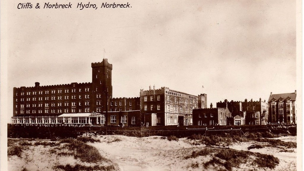 HOTEL: Norbreck Hydro, Blackpool