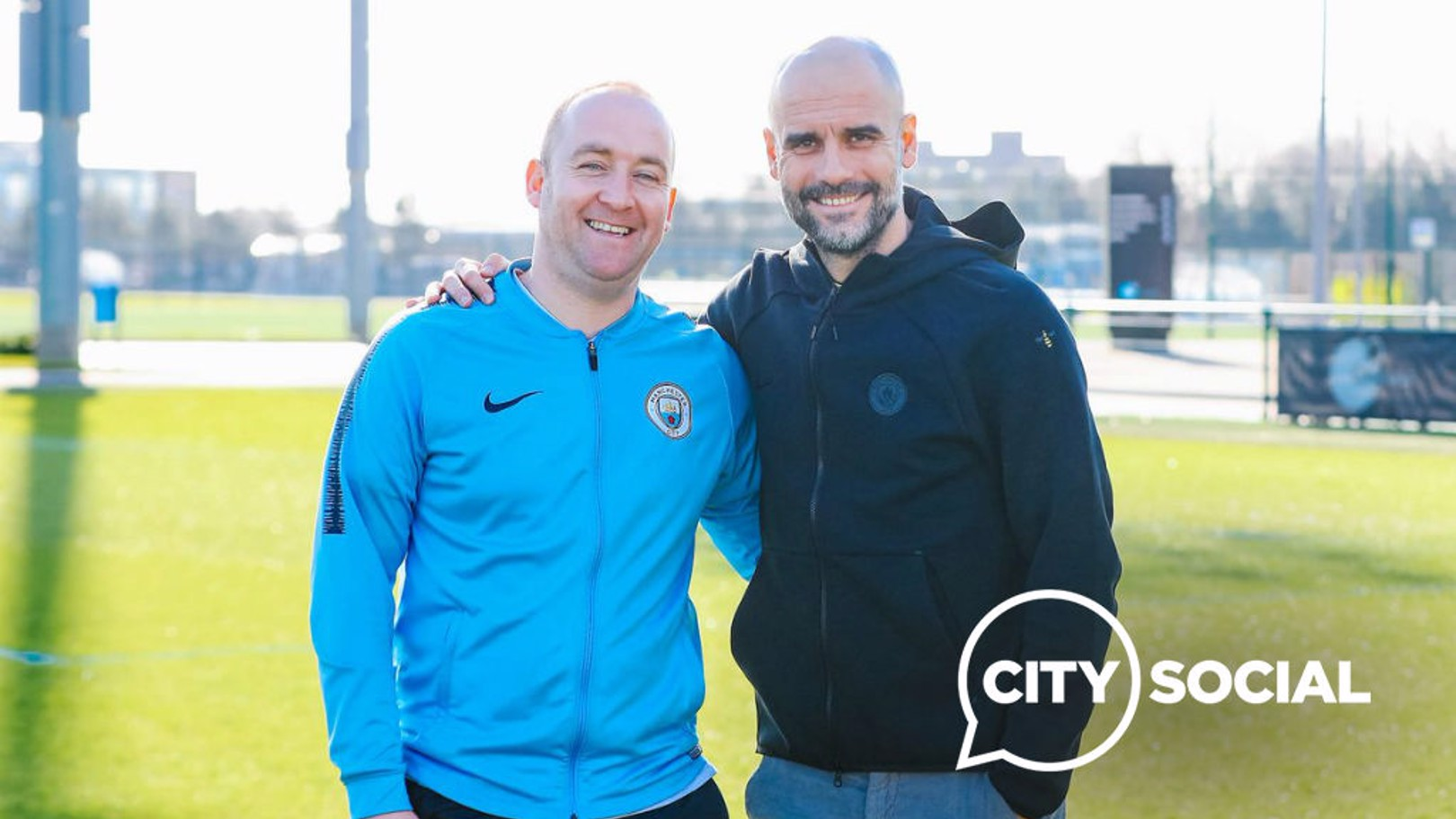CITY SOCIAL: What a week it's been here at City!
