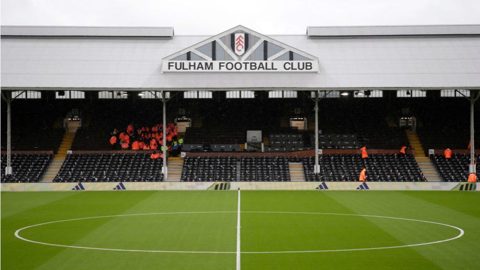 Fulham v Man City: Supporter information