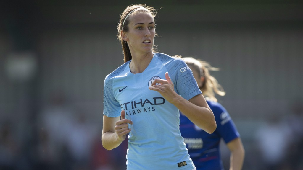 POSITIVE: Jill Scott insists City's title dream is still alive