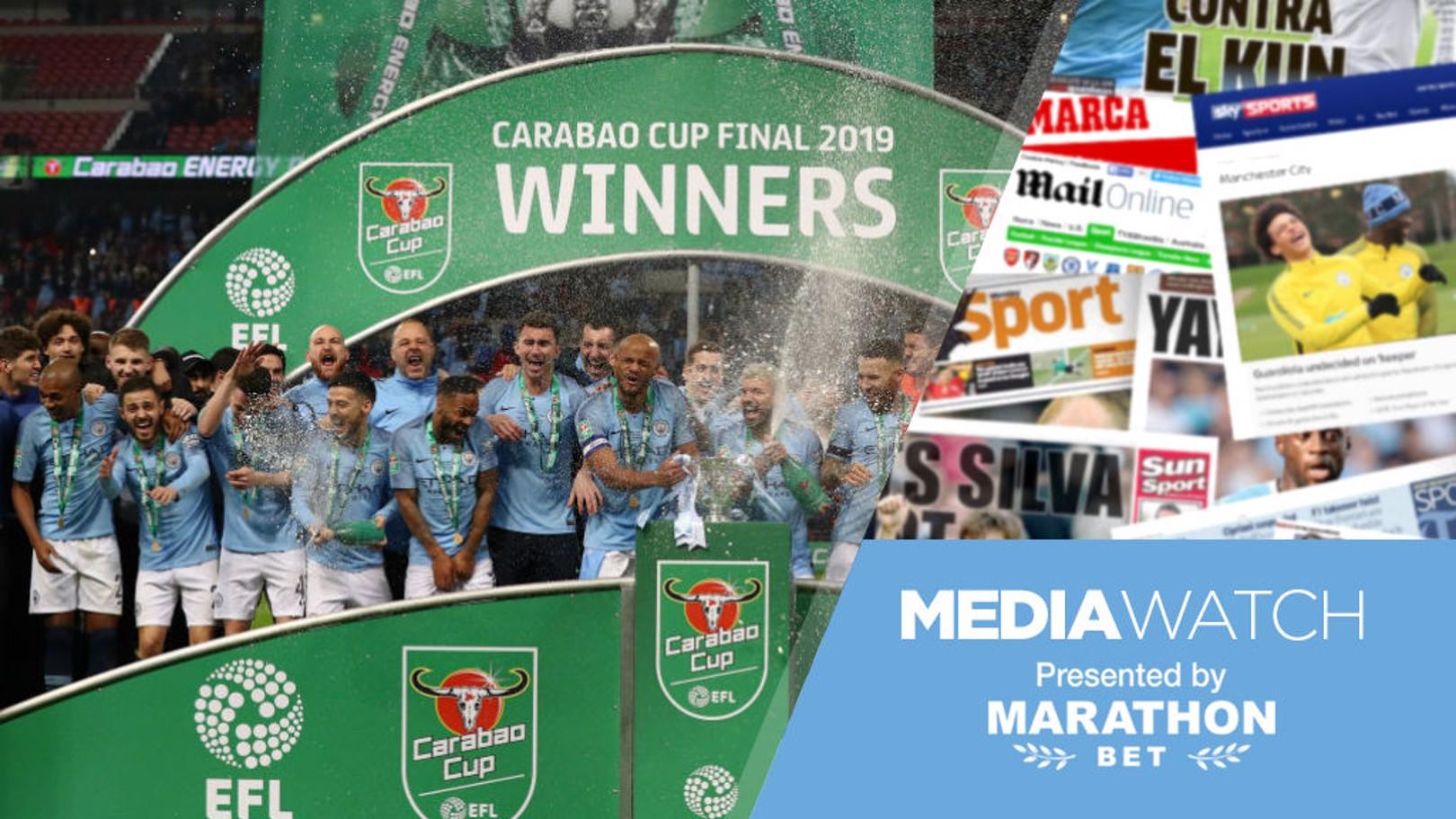 Repaso de prensa: campeones de copa