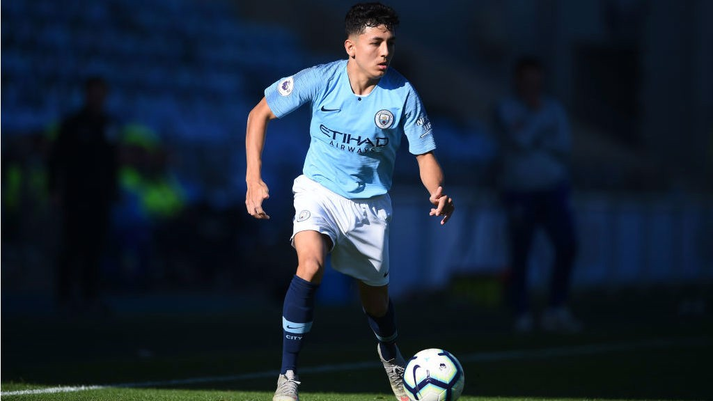 FRUSTRATION: Ian Carlo Poveda and his EDS colleagues were blunted by Brighton