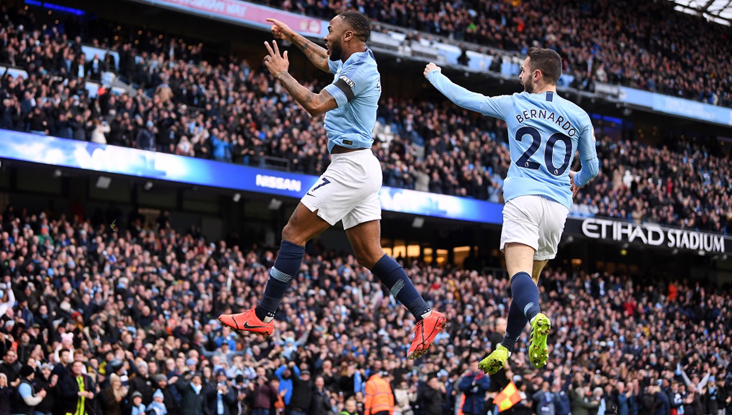10-man City snatch victory with stunning late show