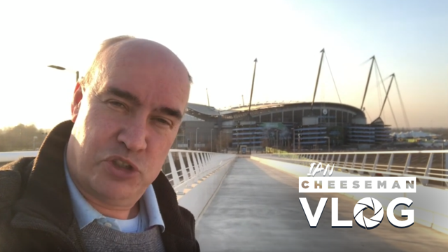 VLOG: Ian Cheeseman brings us the sights and sounds of the day