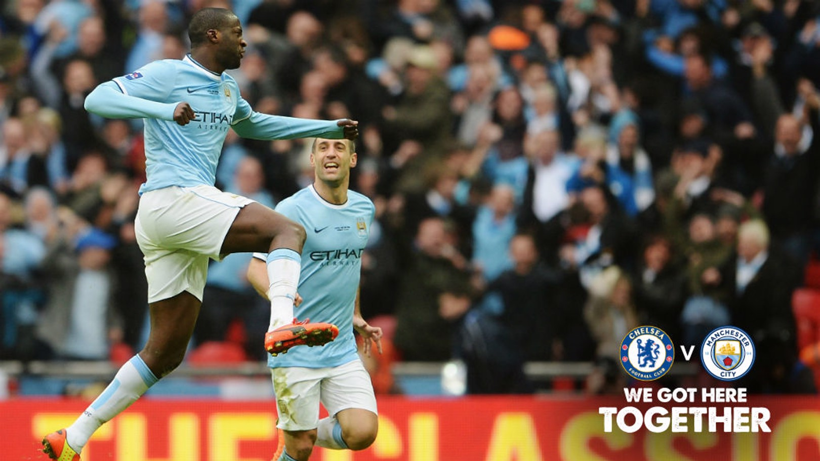 League Cup golden goals: Yaya Toure 2014