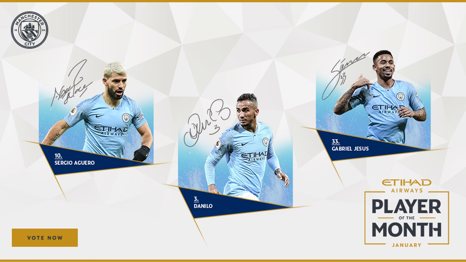 POTM: Your January nominees.