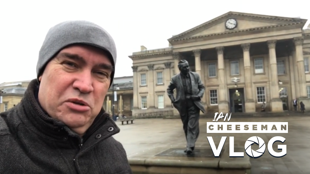 VLOG: Ian Cheeseman brings us the sights and sounds of the day as City win 3-0 at Huddersfield