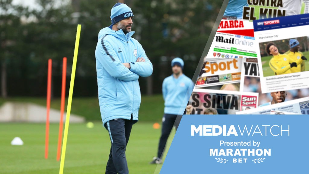 MEDIA WATCH: City are once again linked with a new striker
