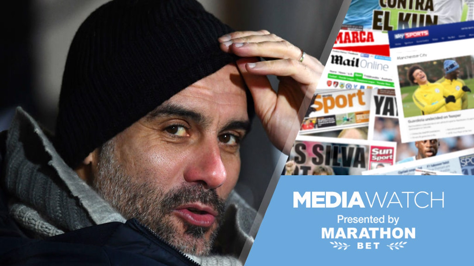 MEDIA WATCH: FA Cup is very much on the agenda this morning
