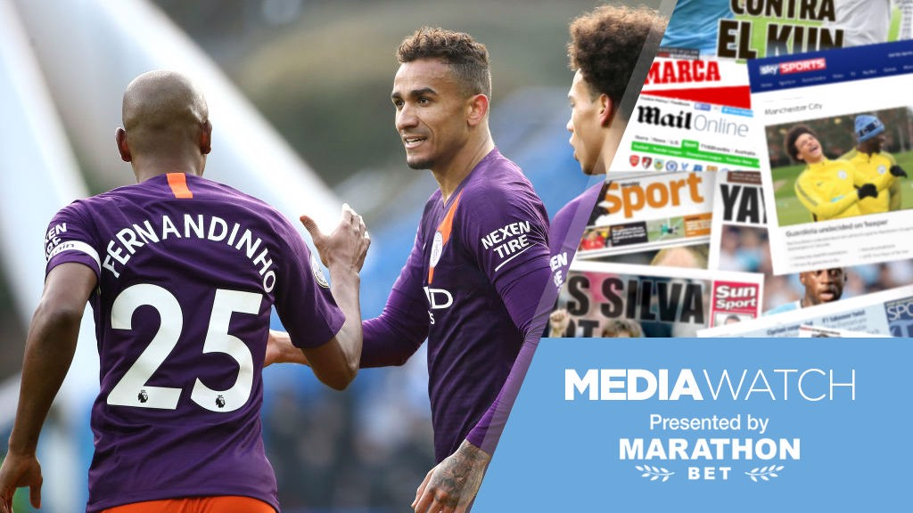 MEDIA WATCH: The press have had their say on City's win at Huddersfield