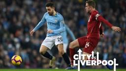 SILVA SHINES: Fernandinho has hailed Bernardo's display against Liverpool