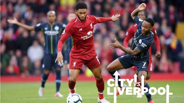 CITY v LIVERPOOL: Are you ready?