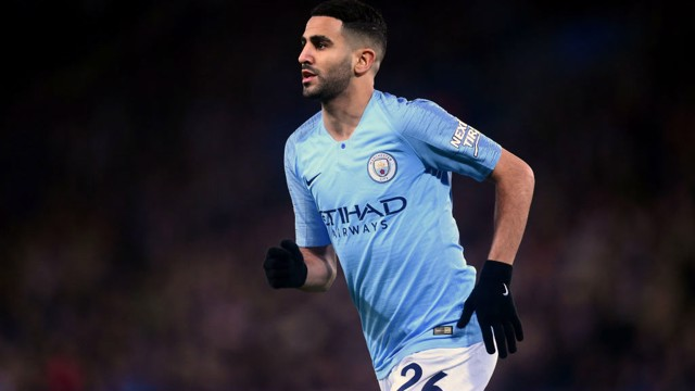 CITY TV: We sit down with Mahrez...
