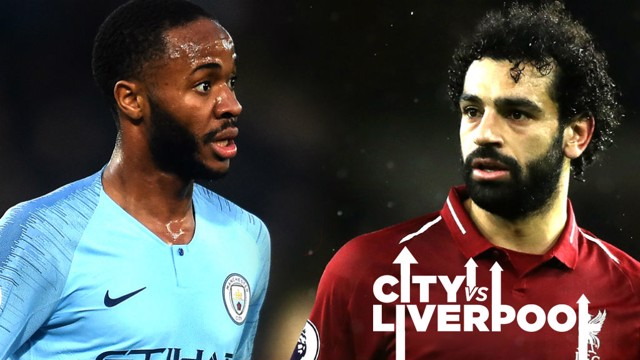 THE WORLD AWAITS: City host Liverpool tonight in the biggest game of the Premier League season so far
