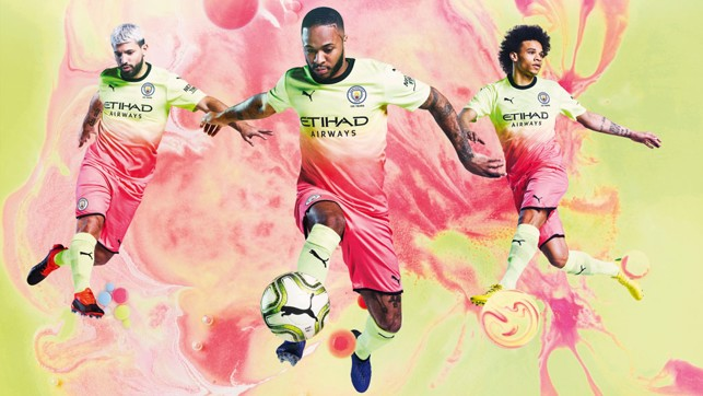 TRIO: Aguero, Sterling and Sane