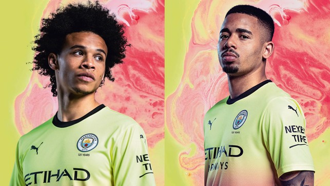 DUO: Leroy and Gabriel Jesus