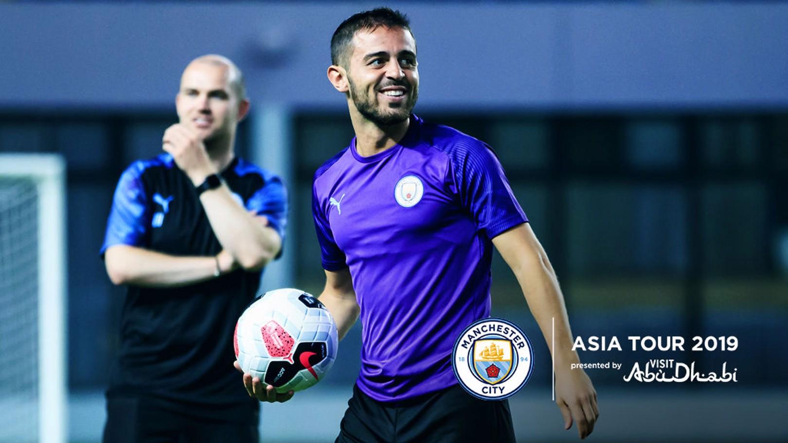 Bernardo: City hungry for more success