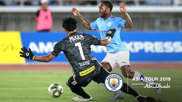 Five key stats from Man City's Asia Tour