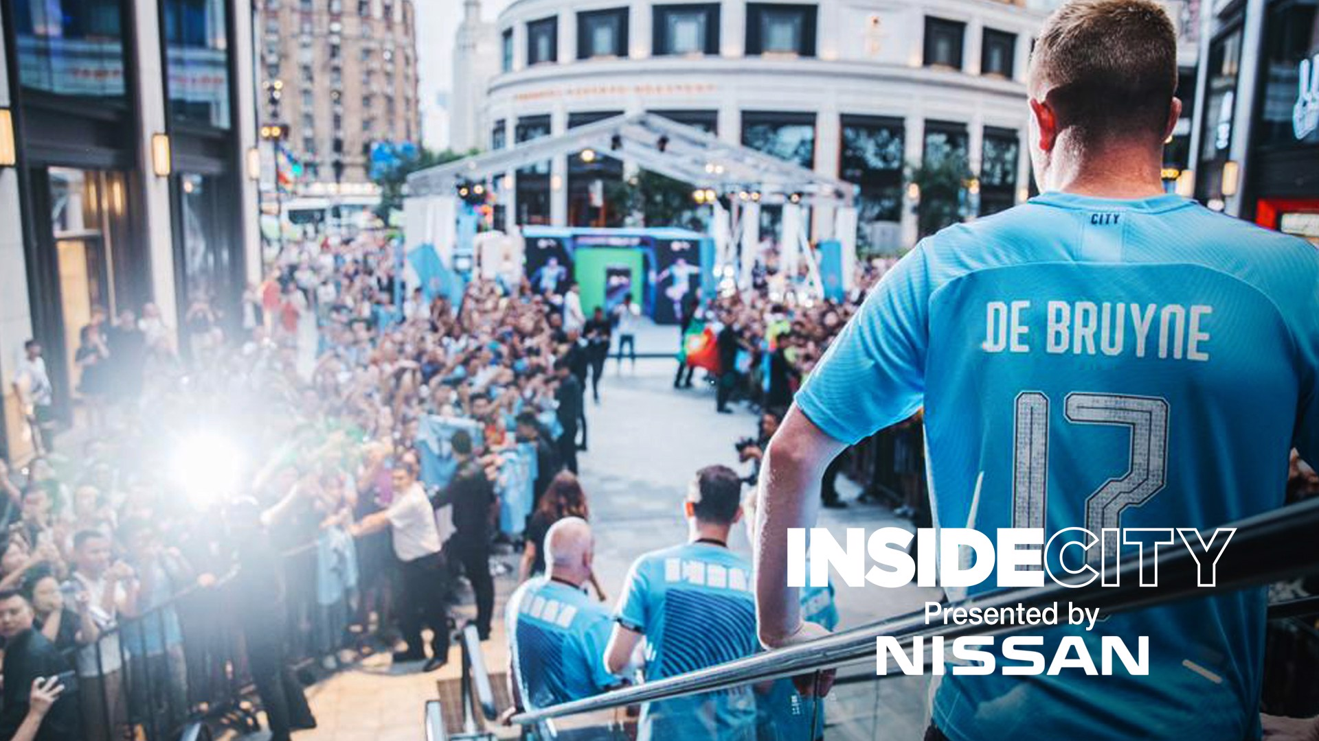 INSIDE CITY: Go behind the scenes on our tour of Asia