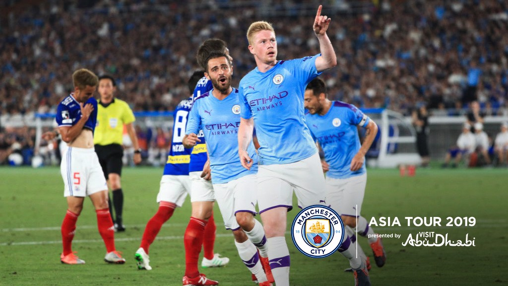 promo code 6141e 4301f Kevin De Bruyne ready and raring to - Man City