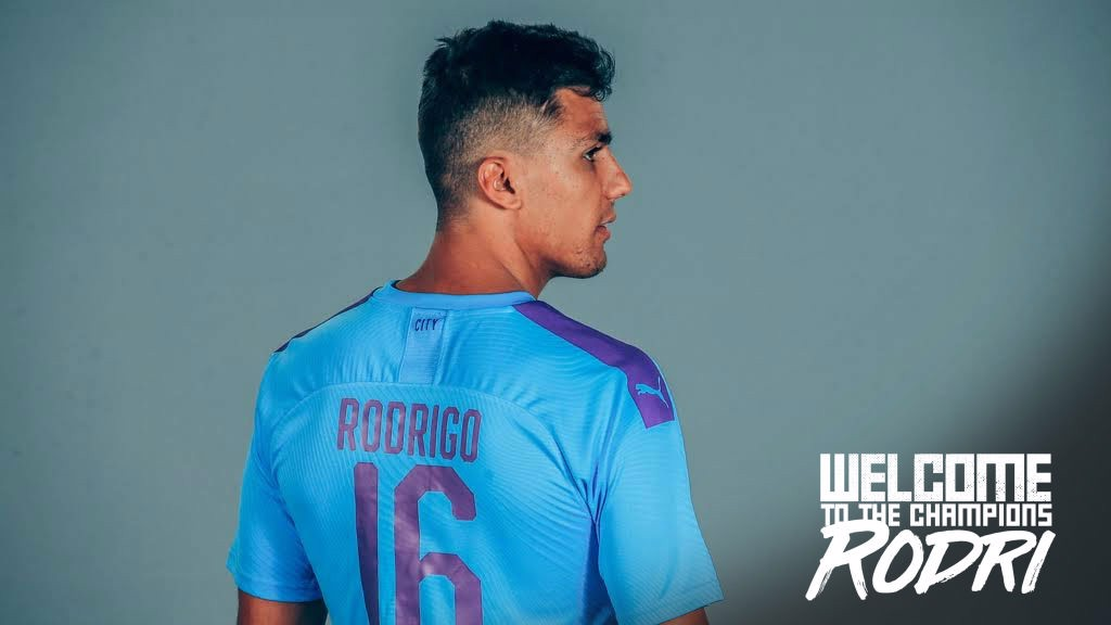 PRESS CONFERENCE: Hear from our new signing Rodri