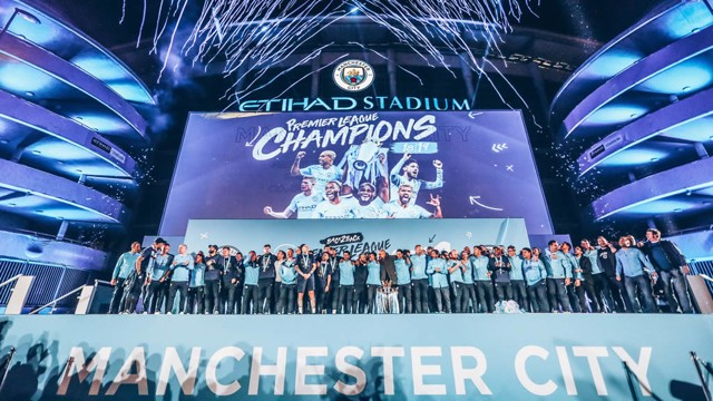 Manchester City Mens Team