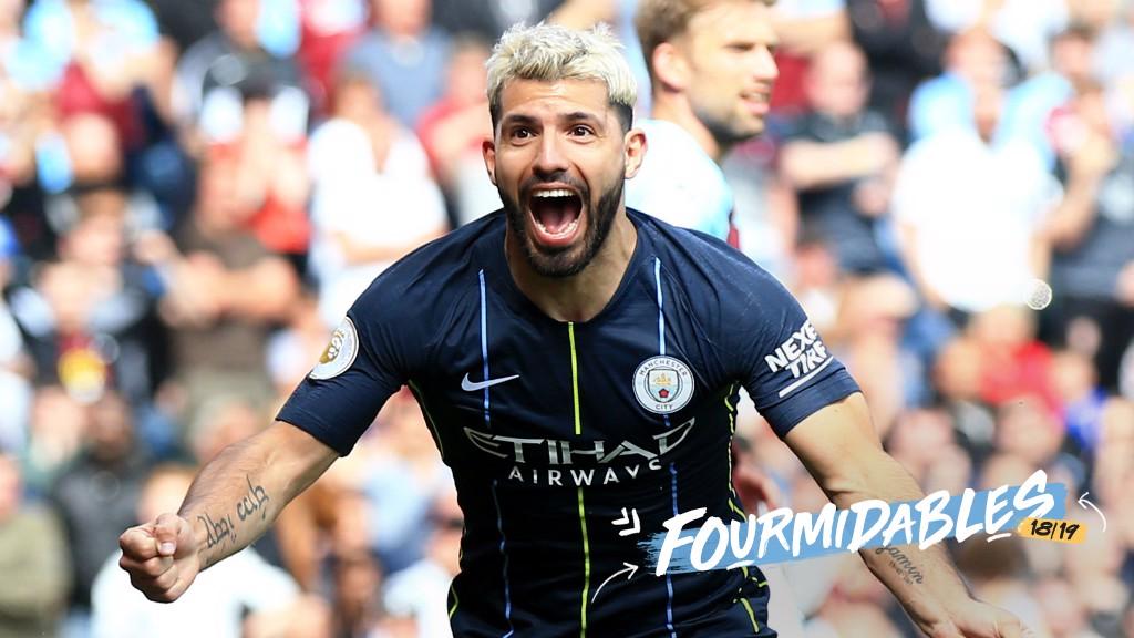 KUN-DERFUL: Sergio Aguero's sensational 2018/19 campaign in focus...