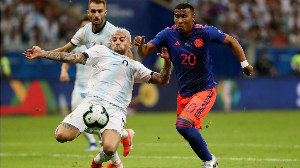 Copa America : Défaite pour Aguero et Otamendi