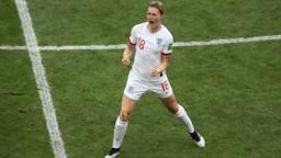 GOAL-GETTER: Ellen White is amongst the World Cup's top scorers.