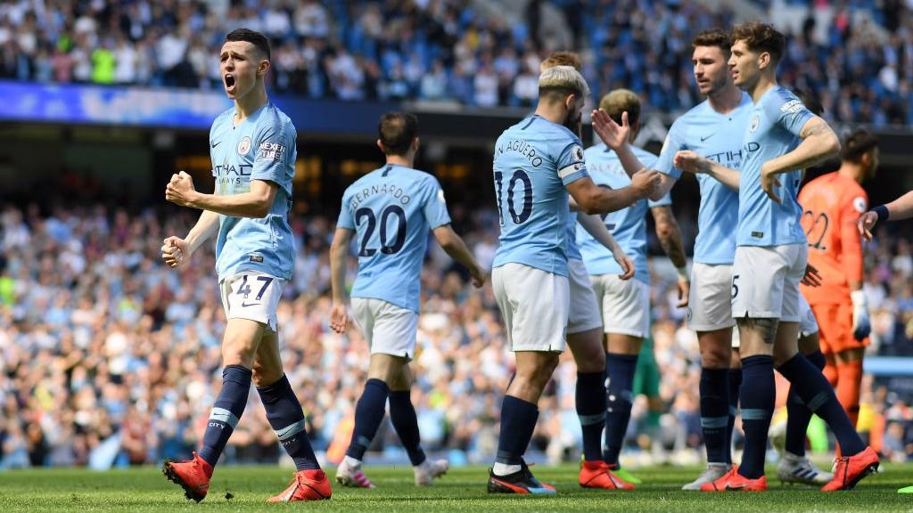 RESTART: City's 2019/19 Premier League campaign begins at West Ham United.